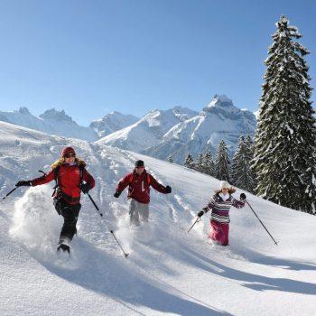 Activités du Ski club de Meyrin