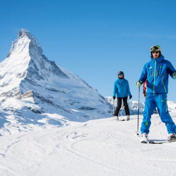 Zermatt - ski